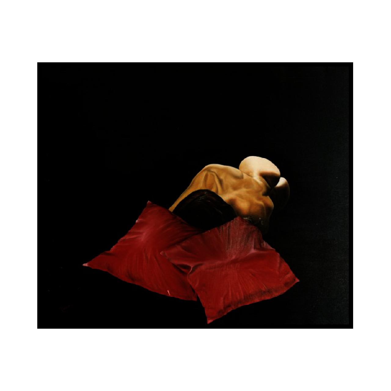 quadro dipinto olio Mario Pavesi pittura artista reggiano tecnica velature