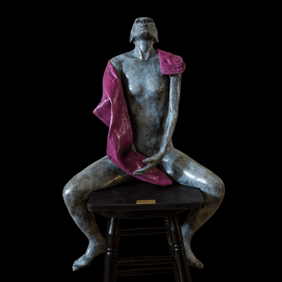 mario pavesi sculptor painter italy female body