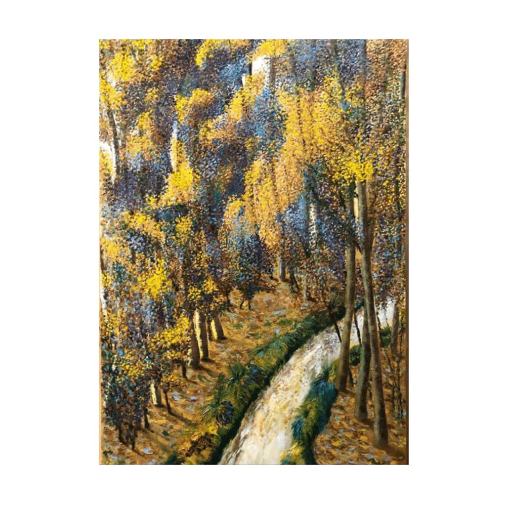 quadro dipinto olio Mario Pavesi pittura artista reggiano
